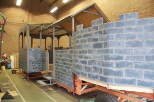 2017-2018 bouw nieuwe prinsenwagen