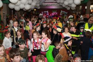 Scholencarnaval Pekhoeve 21-2-2020